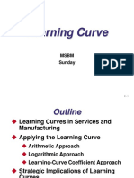 Learning Curve 1