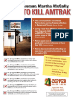 copper state rural - mcsally amtrak  flyer