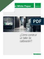 Beamex White Paper - How to Build a Calibration Workshop ESP