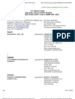 GILL v. ACE AMERICAN INSURANCE COMPANY et al Docket