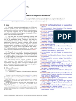 Standard Guide for Testing Polymeric Composites