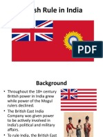 British Rule in India