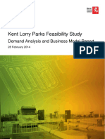 Final Demand Analysis Business Model Report - Appendix 4