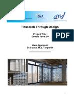 01b STW RTD Proposal DoubleFace2