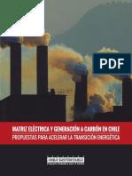 Cartilla Termoeléctricas a Carbón - Propuestas Para Acelerar La Transición Energética 2017