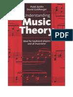_elementary_Zeitlin P, Goldberger D - Understanding Music Theory (1981)