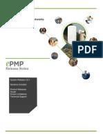 EPMP Release Notes v2.6.1