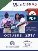 Boletín Estadístico Octubre 2017