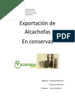 Manual Alcachofas EEUU