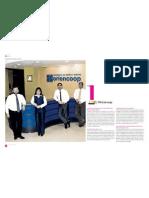 RSE- Reportaje Oriencoop (primer lugar, acreditación ORO)Reportaje Revista Qué Pasa Ranking Nacional RSE PROhumana 2010