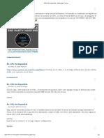 GPU No Disponible - Minergate Forum
