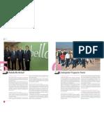 RSE- Reportaje Falabella Retail (quinto lugar, acreditación PLATA) y Autopista Vespucio Norte (sexto lugar, acreditación PLATA) Reportaje Revista Qué Pasa Ranking Nacional RSE PROhumana 2010