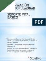 RCP Soporte Vital Basico