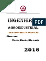 Monografia de Implementos Agricolas.