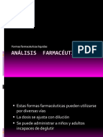 Analisis Farmaceutico Orales 2parte