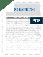 What is NRI Account (1)