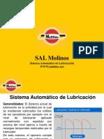 Multitac Sistema Automático de Lubricación Molinos SAL