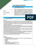 Ejemplo Plan Tecnico Pedagogico Completo 1 (1)