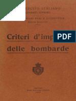Criteri Impiego Bombarde 1916.pdf