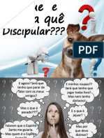 Porque e Pra Quê Discipular?