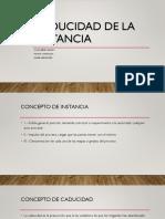 Presentación - D. Procesal Mercantil
