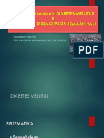 Dm & Coronary Disease Pada Jemaah Haji (1)