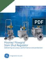 Mooney Flowgrid Slam Shut Regulator