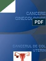 Cancer de Col Uterin