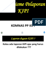 Mekanisme Pelaporan KIPI