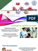 Virus Nuevos y Reemergentes