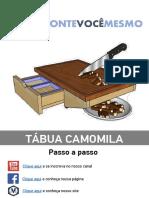 Monte Voce Mesmo - Tabua de Churrasco Camomila