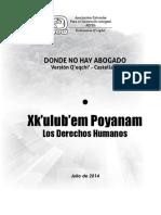 LIBRO I Derechos Humanos