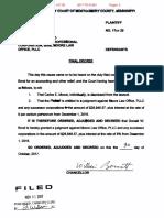 Bond Moore File