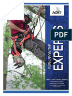 Arborist Training Catalog 2017