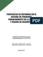INFORME FINAL COMISION DE PROTECCION SOCIAL