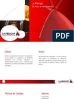 Brochure La Pielroja