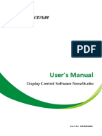 NovaStudio User Manual-V3.3.0