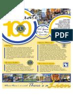 Lions Centennial