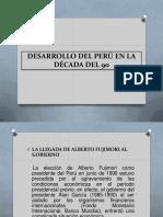 desarrollodelperenladcadadel90-120507124152-phpapp02