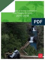 Plan de Acción de Turismo Sustentable en Áreas Protegidas Del Estado