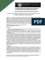 Ok_avaliação Das Propriedades Na Reutilização Do Gesso de Demolição Para Uso Em Acartonados e Dry-walls