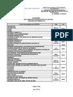 Calendarul Întrunirii Comisiilor CNATDCU 05-09-2017