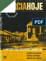 BERTRAN, P. Desastres Ambientais Na Capitania de Goiás