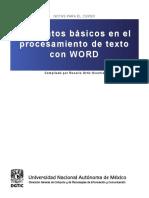 Manual Word Básico