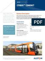 Citadis Compact - Product Sheet - En