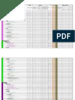 Hoja de Programacion