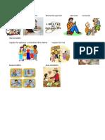 Derechos y Obligaciones de Los Niños en La Familia