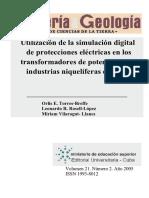 Utilizacion de La Simulacion Di - Torres Breffe, Orlis E.; Rosell