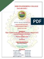 Indira Gandhi Engineering College Sagar front page