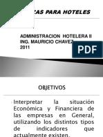 Administración Financiera Para Hoteles